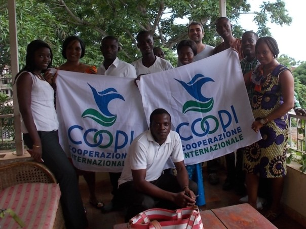 Coopi Child Protection Staff