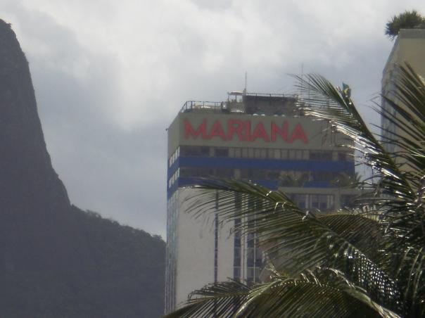 mariana hotel ipanema rio de janeiro #finestrasullafavela