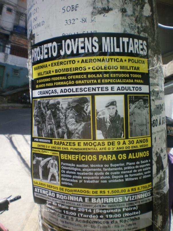 Projeto Jovens Militares