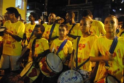 Carnevale favela Rocinha - foto di Rosa Ricucci - #finestrasullafavela