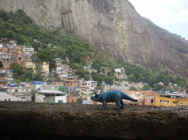 dinosauri - fauna nido d'aquila #finestrasullafavela