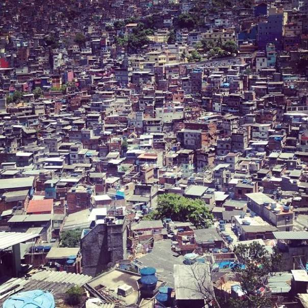 favela rocinha foto di Merete Kinnerup da viva rocinha
