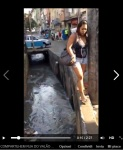 Valao saneamento basico teleferico rocinha condizioni igieniche diritti allasalute
