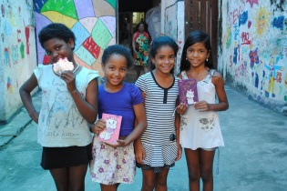 favela Rocinha, Rio de Janeiro, Brasile, #finestrasullafavela (foto di Patty Torchia)