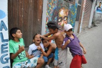 favela Rocinha, Rio de Janeiro, Brasile, #finestrasullafavela (foto di Barbara Olivi)