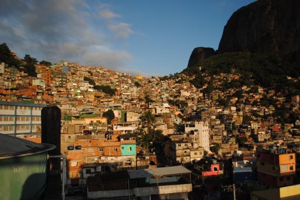 favela Rocinha (foto di Barbara Olivi)