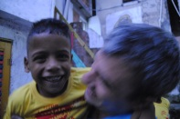 favela Rocinha, Rio de Janeiro, Brasile, #finestrasullafavela (foto di Rosa Ricucci)