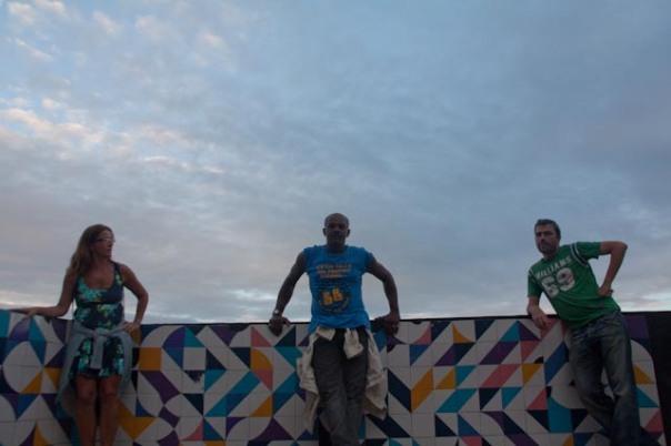 Barbara, Julio e Marco- favela Rocinha, Rio de Janeiro, Brasile, #finestrasullafavela