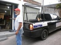 Seu Francisco della Vidromar: uno dei rari pessimi lavoratori del Garagem das Letras, da evitare!