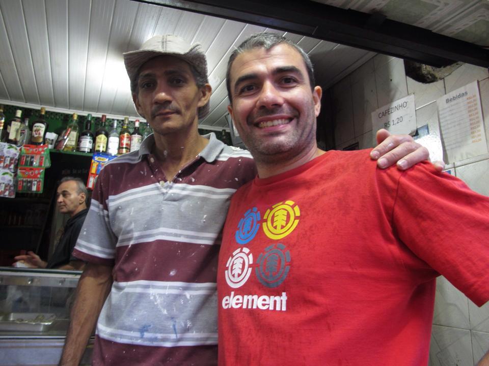 Io e seu Antonio