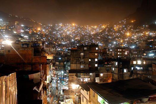 favela rocinha (foto di diego martins)