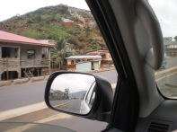 specchietto retrovisore, lakka, goderich, freetown, sierra leone.