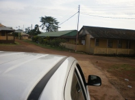 Sierra Leone, Lakka, sul pick-up