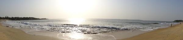 Goderich beach