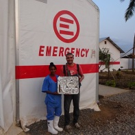 emergency ebola sierra leone lauretta typical africa setting