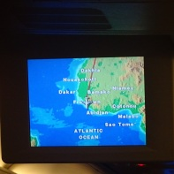 Finestra sulla Sierra Leone Il ritorno atterraggio