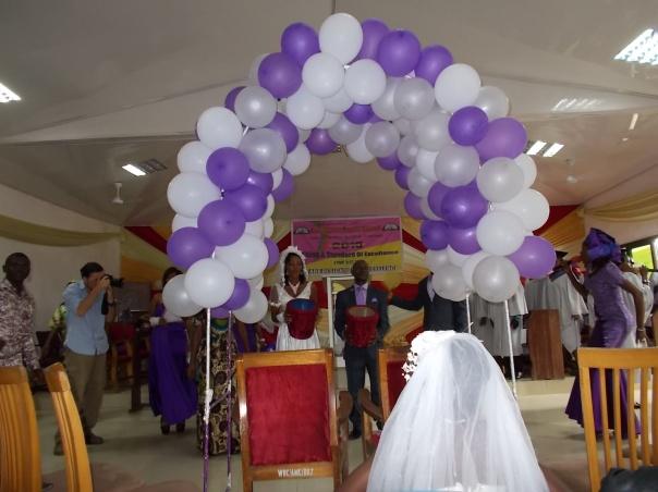 Il matrimonio di Aminata e Amadu