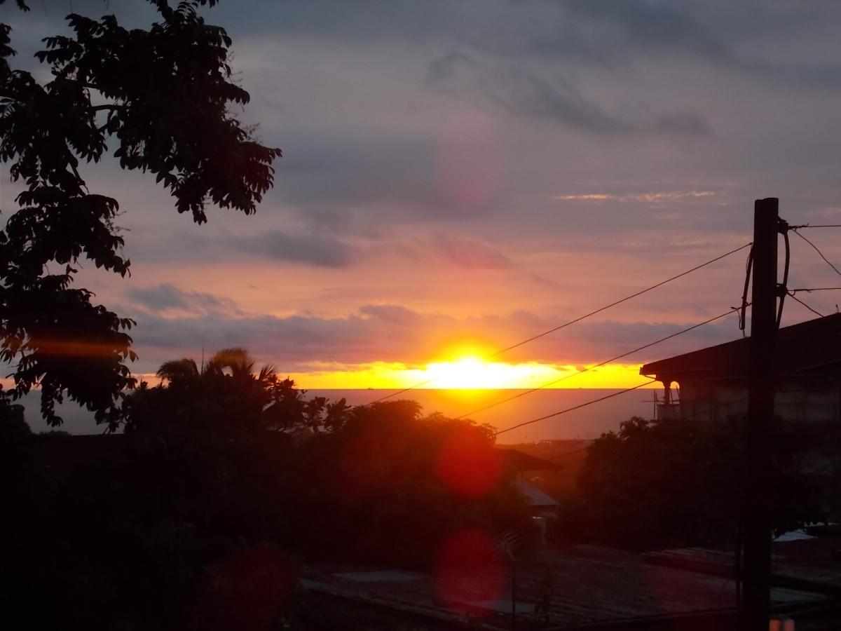 Il cielo dalla finestra