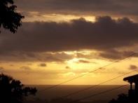 I cieli della Sierra Leone dalla Finestra (2)
