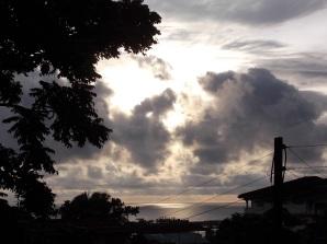 I cieli della Sierra Leone dalla Finestra (5)