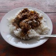 Okra stew - stufato di Okra (gombo)