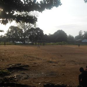 Il campo da gioco