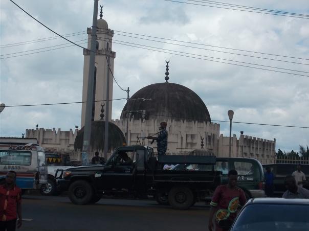 undici settembre la moschea di gheddafi sierra leone