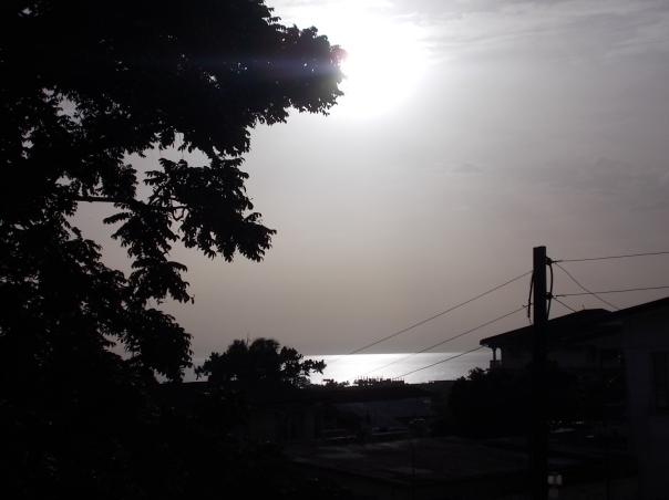 Cielo grigio scuro