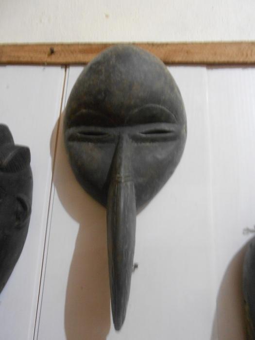 Maschera Limba