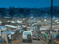 Vedute su Freetown