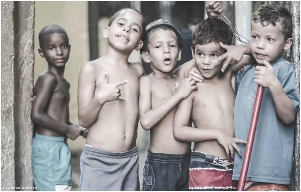 """Da """"Finestra sulla favela Racconti e immagini dalla Rocinha di Rio"""" - foto di Antonio Spirito"""