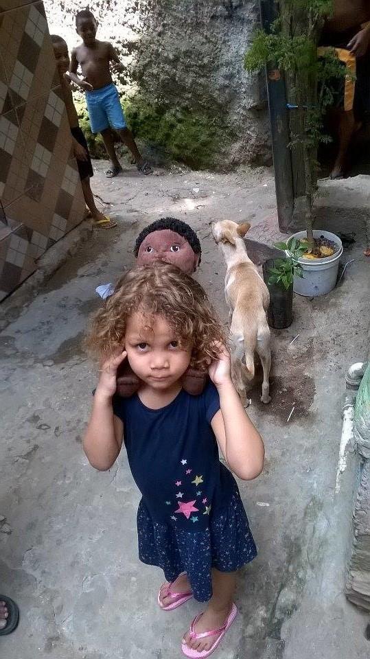 bimba di macega favela rocinha 2