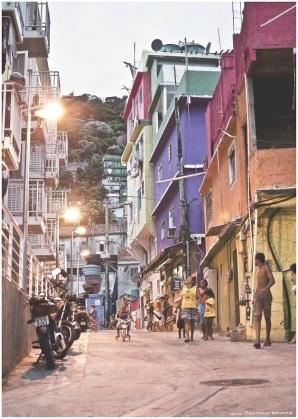 Finestra sulla favela Racconti e immagini dalla Rocinha di Rio - foto di Antonio Spirito