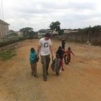 Campo profughi Abuja (foto di Giovanni Vezzani)