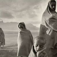 Da Sahel the end of the road (Sebastião Salgado)
