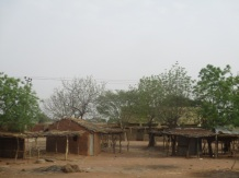 Villaggi di sabbia Finestra sulla favela Nigeria