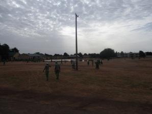 Bimbi scuola Potiskum Nigeria