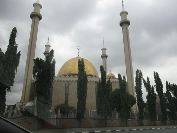 Moschea di Abuja mosque