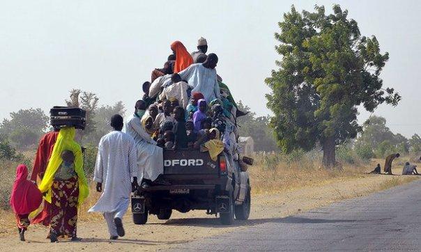 sfollati nigeria