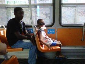 lookman a milano, giro in tram