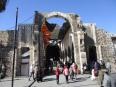 Damasco, cuore di pietra, ai piedi della moschea omayyadi