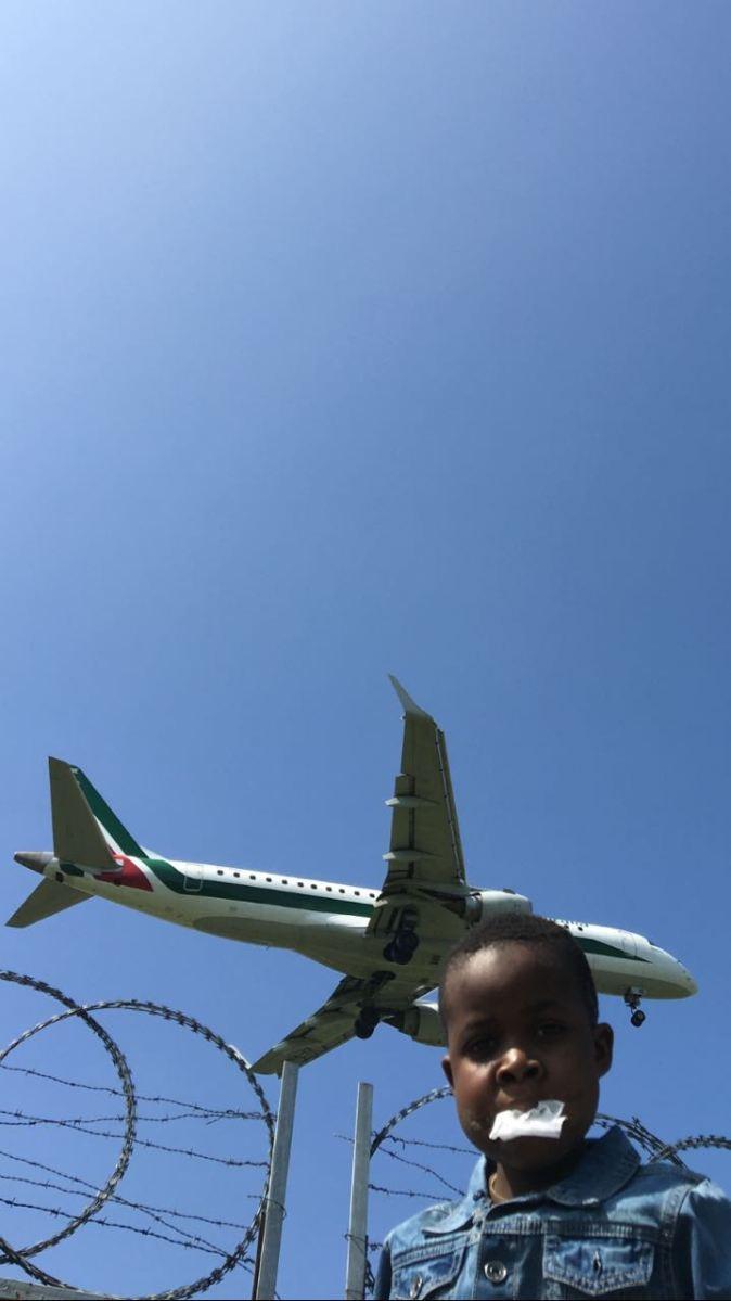 Il sogno di un volo