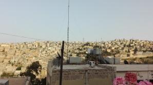 giordania amman Finestra sulla favela