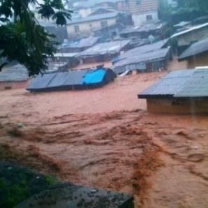 Sierra Leone alluvione 2017 - Maurizio Boa