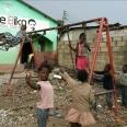 Finestra sulla favela Quarantatre amore ai tempi del colera - pics by Daniela Schiavone