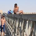 Iraq Nina Kimber e Rocco - foto di Giovanni Vezzani