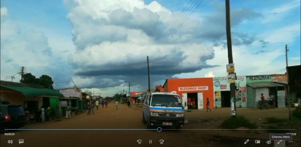 Trentanove Elijah Finestra sulla favela Zambia Longacres