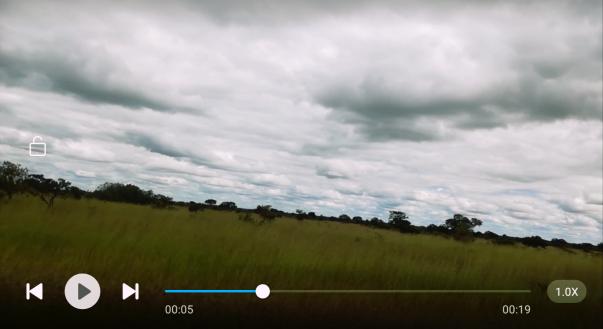 Video Nuvole Zambia Finestra su longacres lusaka bus cielo