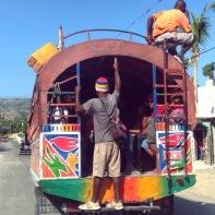 Finestra su Haiti TAP TAP