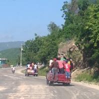 Finestra su Haiti